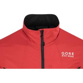 GORE BIKE WEAR Element GWS - Chaqueta Hombre - rojo